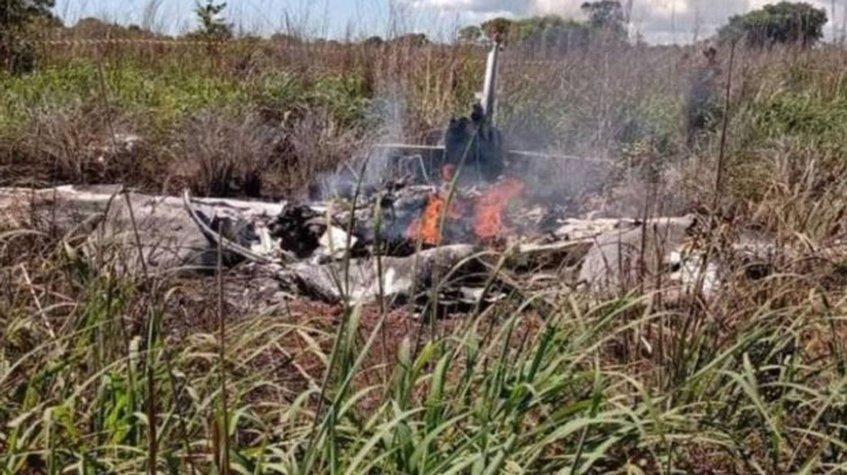 Varias personas fallecen tras estrellarse avioneta en Brasil